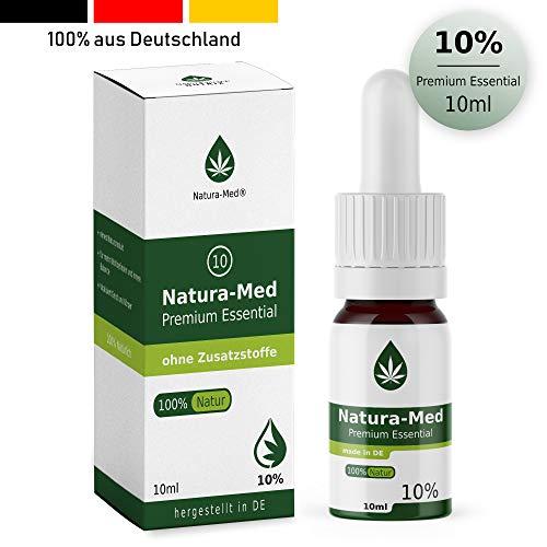 NATURA-MED 10% (10ml) PREMIUM ESSENTIAL ÖL TROPFEN ORIGINAL (10) -