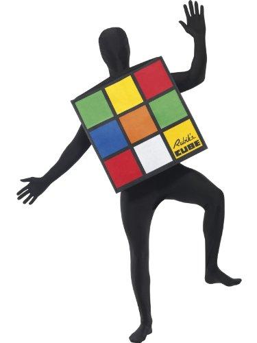 Kostüm Würfel - Erwachsene Rubik Würfel - Kostüm Einheitsgrösse
