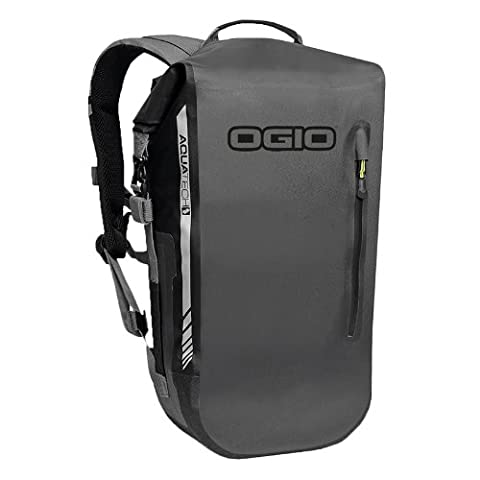 Ogio Waterproof Zippered Pockets Laptop Protection Bag All Elements Back