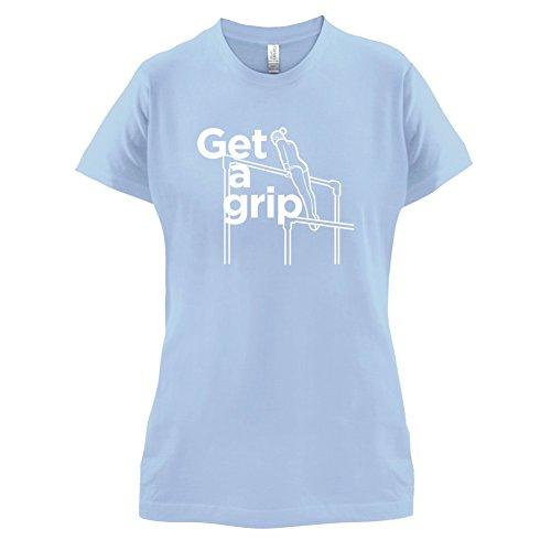 Bekomms in den Griff - Damen T-Shirt - 14 Farben Himmelblau