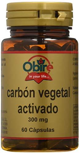 Carbon Vegetal 300 60 Cap