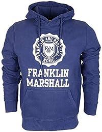 c30fd7fb621e Amazon.co.uk  Franklin   Marshall - Hoodies   Hoodies   Sweatshirts ...