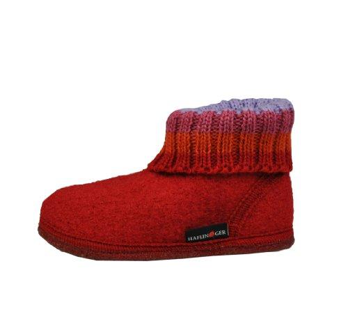 Haflinger Paul 631051-0-4 chaussons d'intérieur mixte enfant