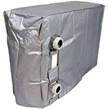 Housse Protection pompe a chaleur piscine Poolex et Jetline - L