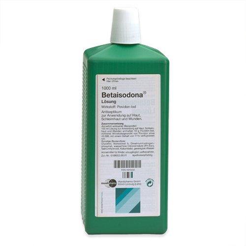 BETAISODONA Lösung 1000 ml Lösung