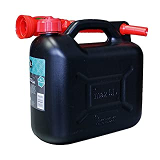 AUTONIK 126600 Kraftstoff-Kanister, Kunststoff, 5 L