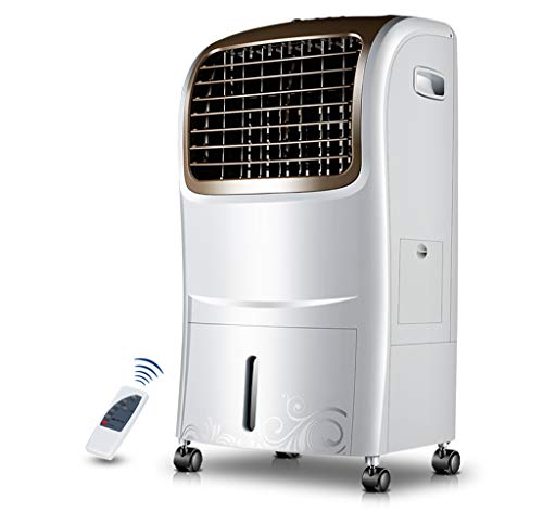 Elektrischer Ventilator FernbedienungFans Kühlventilator, wassergekühlte Lüfter, Fernbedienung Klimaanlage Lüfter, Haushalt weiten Bereich Kühlung,