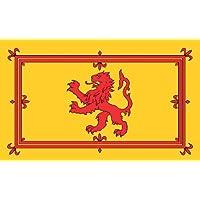 Design Lion héraldique drapeau de l'Écosse