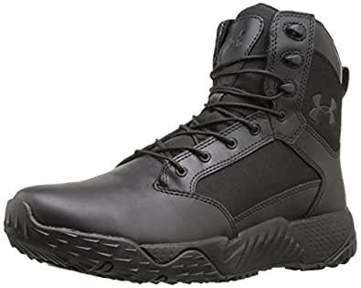Under Armour Men S Stellar Tactical Boots Black Black 9