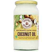 Raw Organic Extra Virgin Coconut Oil 1000 ml