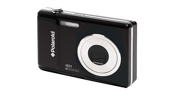 Polaroid Dsc T831 8 Mp 1 2 5 Zoll Ccd Schwarz Kamera