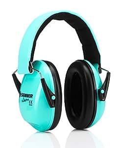 Senner KidsPro - Gehörschutz für Baby und Kinder. Babys ab 12 Monaten, Kinder bis 16 Jahre, mitwachsend (mint)