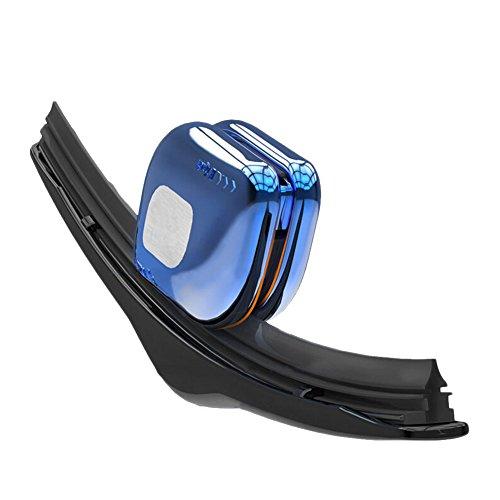 Auto Scheibenwischer Reparatur, sundlight Universal KFZ Scheibenwischer frischen Repair Tool Restorer blau