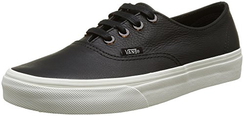 Vans Unisex, Sneakers da Adulto Nero (Black/Blanc De Blanc)