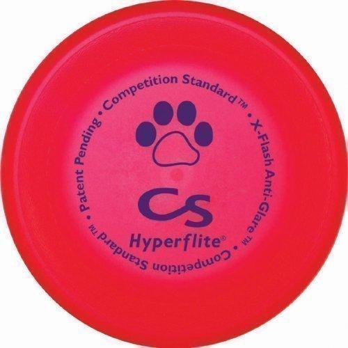 Hundefrisbee Hyperflite K10 Competition Standard - PINK X-FLASH -