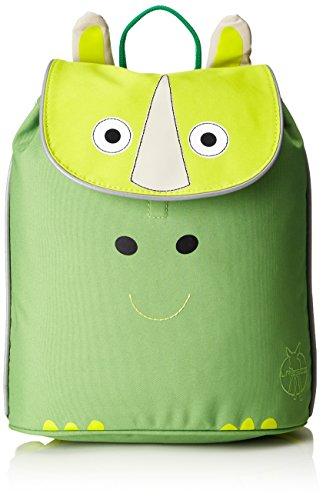 Lässig GmbH Zainetto per bambini, Verde (Multicolore) - LMBPD188