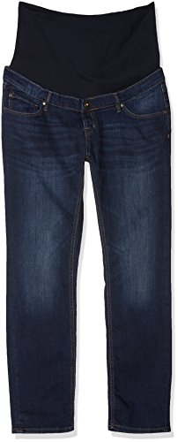 Noppies Damen Umstandsjeans Jeans OTB Slim Mila Comfort Everyday Blue, Blau C320, W34/L32 -