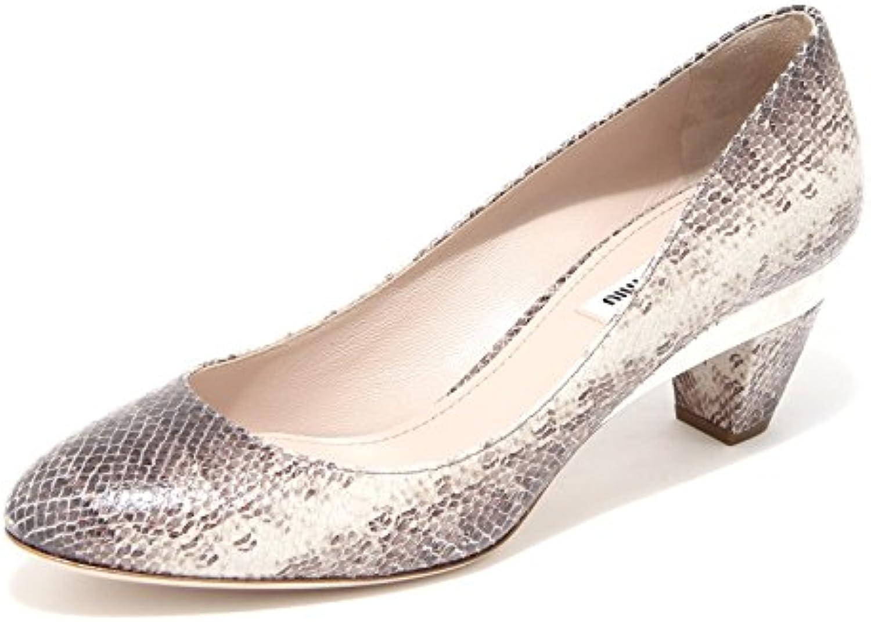 Miu 86287 Miu 86287 Miu Decollete VIT Scarpa   Shoes FemmeB00MX1H2SWParent 7cfb9b