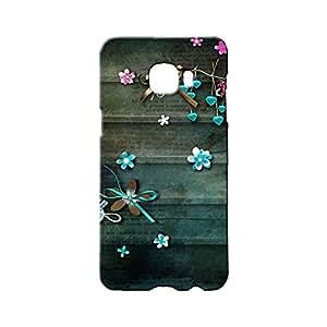 G-STAR Designer Printed Back case cover for Samsung Galaxy C7 - G1898