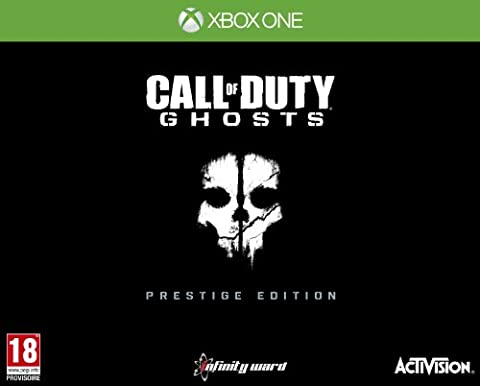 Call of Duty : Ghosts - édition prestige