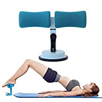 Sit-up Fitness Equipment Portable Sit Up Push-up Bar Adjustable Multifunction Abdominal Device Exercise for Home Gym