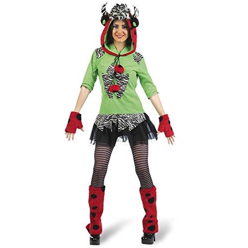 Für Erwachsene Kostüm Monster - Limit Sport Pandora Monster-Kostüm für Erwachsene, Größe L (ma554)
