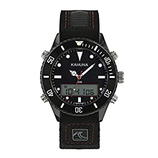 Kahuna AKUV-0008G – Reloj Digital analógico para Hombre