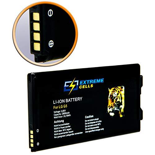 Extremecells Akku für LG G5 H850 & LG G5 Dual SIM H860N LTE ersetzt BL-42D1F Batterie