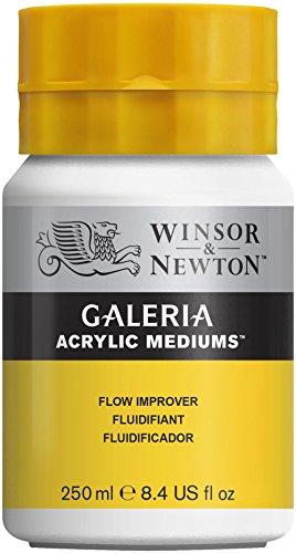 Winsor & Newton 3040819 Galeria Farbflussverbesser, 250 ml Topf, Verbessert den Farbfluss von...