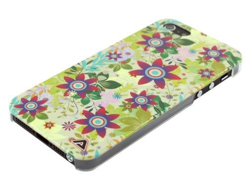 Advanced Accessories Mono Schutzhülle für iPhone 5/5S, Motiv Harlekin