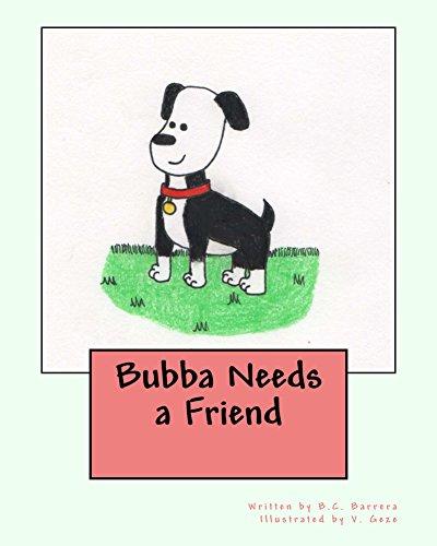 Bubba Needs a Friend por B.C. Barrera ePUB iBook PDF