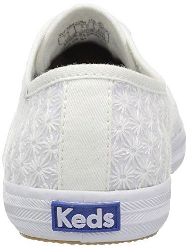 Keds Ch Mini Daisy, Scarpe Running Donna Bianco (White)