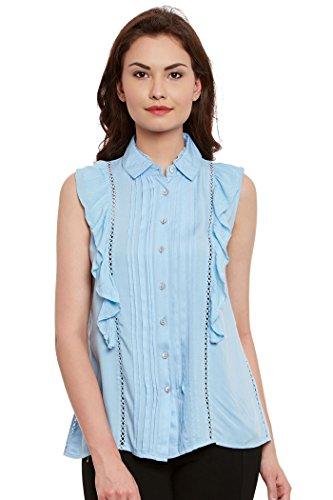 The Vanca Women's Light Blue Shirt