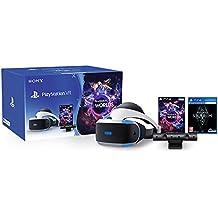 Pack PlayStation VR + Caméra V2 + Skyrim VR + VR Worlds (Digital)