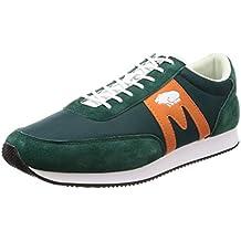 Karhu - Zapatillas de Sintético para Hombre Verde Verde Arancio