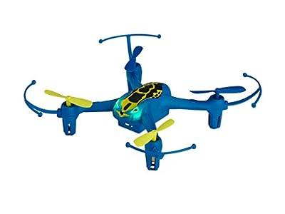 Revell Control RC Quadrocopter für Einsteiger, ferngesteuert mit 2,4 GHz Fernsteuerung, leicht zu fliegen durch 6-Axis-Stabilisierungssystem, Propellerschutz, Headless, wechselbarer Akku - EASY 23890 von Revell