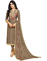 4c367dbc3c Amazon.in: Silk - Dress Material / Ethnic Wear: Clothing & Accessories