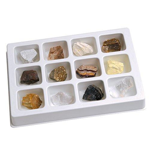 Learning Resources- Colección de minerales, Color (5207)