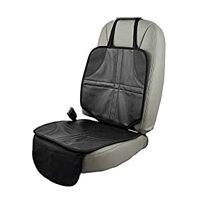 car seat protector powstro drive auto mat cover protection for child baby cars seats leather. Black Bedroom Furniture Sets. Home Design Ideas