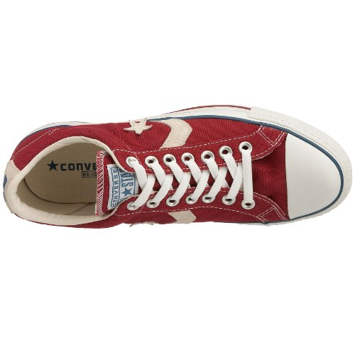 Converse Sp Core Canv Ox 289161-52-10 Unisex - Erwachsene Sneaker Rot (Rot)