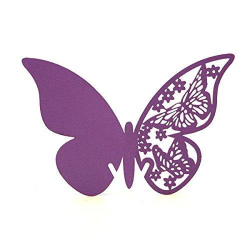 Schmetterling Platzkarten