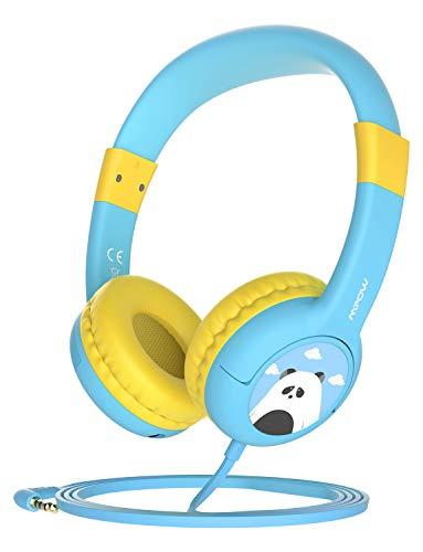 Mpow CH1 Cuffie per bambini, Cuffie auricolari cablate, Cuffie con limitazione del volume...