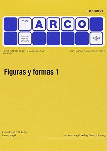 Figuras Y Formas 1 por Hans-Hinrich Schulte