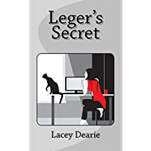 Leger's Secret (The Leger Cat Sleuth Mysteries Series Book 9) (English Edition)