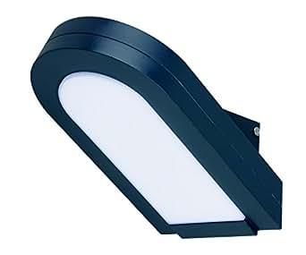 Light Topps 563136149 Applique Laura LED 600 Lm Métal Noir