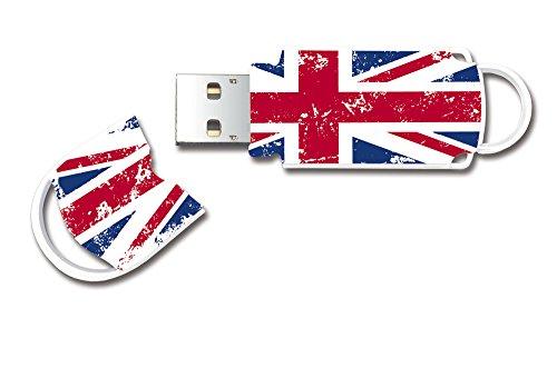 PENDRIVE INTEGRAL XPRESSION UNION JACK - 32GB - USB 2.0 - COMPATIBLE PC Y #3243 -