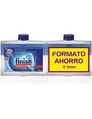 Finish Regular Duplo Lavavajillas Limpiamáquinas - 500 ml