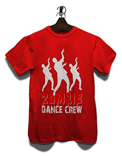 Zombie Dance Crew T-Shirt Rot