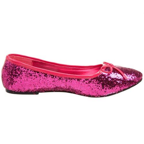 Funtasma STAR16G/HP Ballerines Femmes Hot Pink