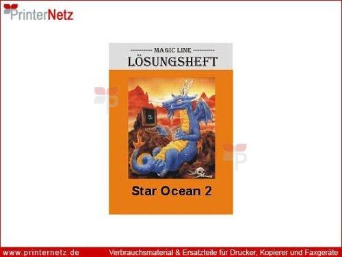 Star Ocean 2, inoffiz. Lösungsheft (Star Ocean Pc)